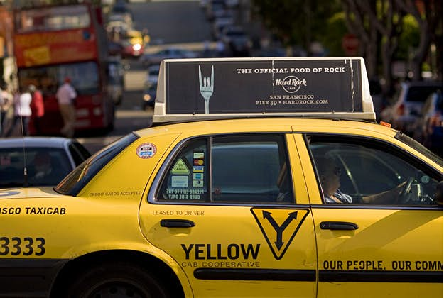on sale 0e495 c6210 Is SF about to lose famous Yellow Cab Co-Op? - Lonely Planet