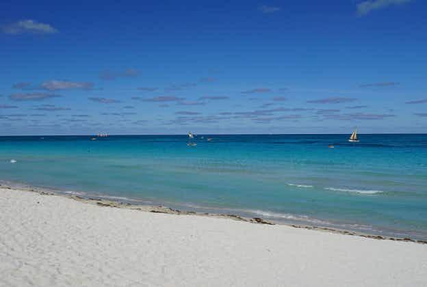 Che Guevara's favourite Cuban beach becomes kitesurfing hub