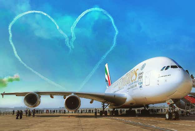 Emirates reaches one million Instagram followers