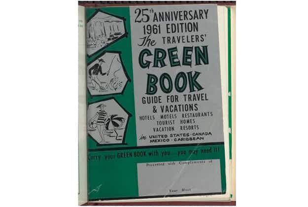 NY Library digitizes mid-20th century travel guide for African Americans