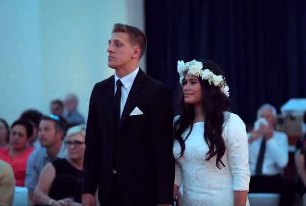 Emotional New Zealand wedding haka goes viral