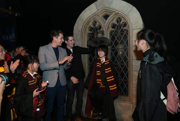World tour of Harry Potter exhibition extended