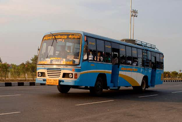 Nepal-India bus service resumes after 27 years