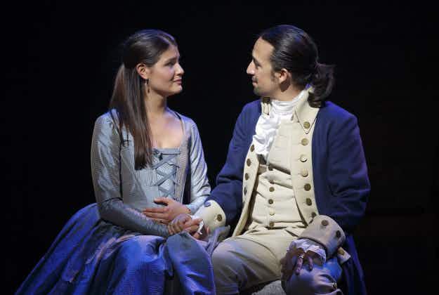 Unique peek behind the scenes of hit musical Hamilton