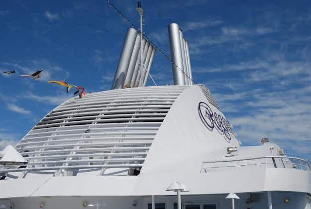 Luxury Cruise company to spend €100 million on fleet update