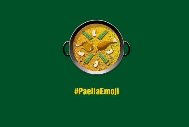 Spanish victory for paella emoji internet campaign