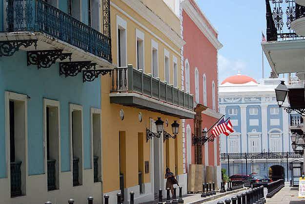 Puerto Rico's biggest street fest in full swing