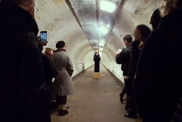 Stay late or go early for London's secret night exhibitions