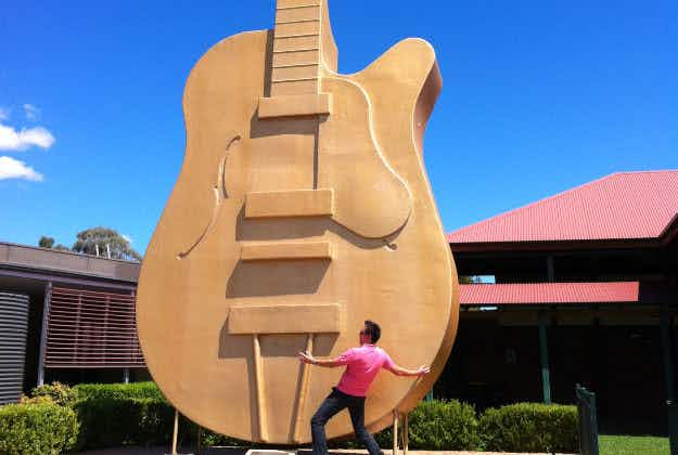 Tamworth Country Music Festival kicks off with free concert