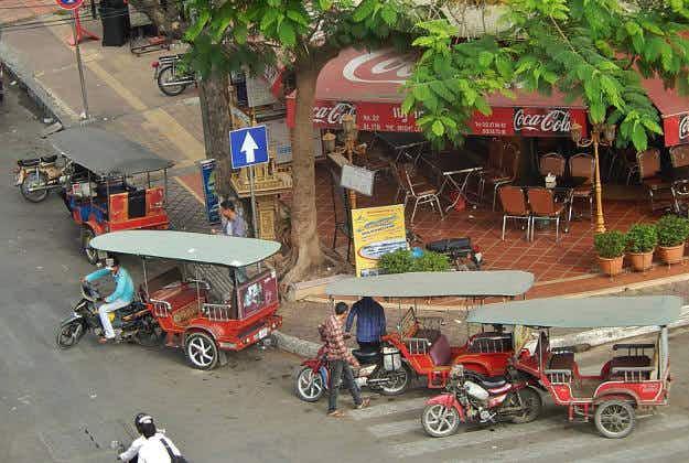 New fleet of metered tuk-tuks is on the money in Phnom Penh