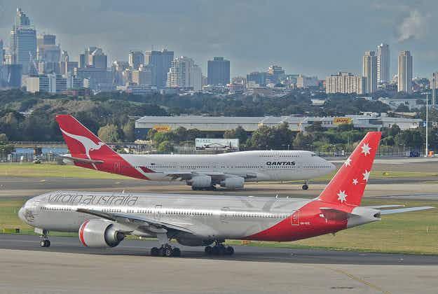 Virgin Australia shows off travellers' stunning inflight photos