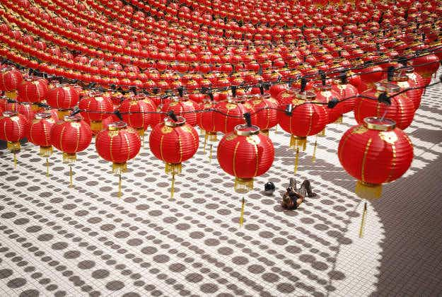World's largest human migration to get underway for Chinese New Year