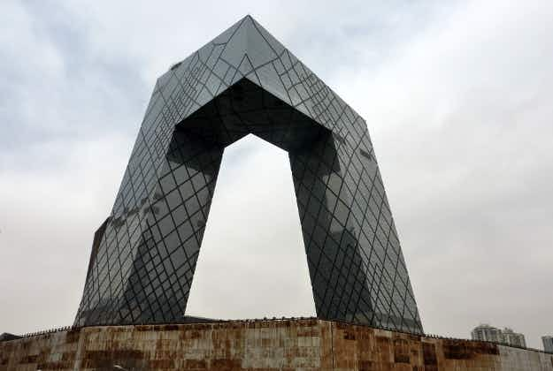 China calls for end to bizarre building practices