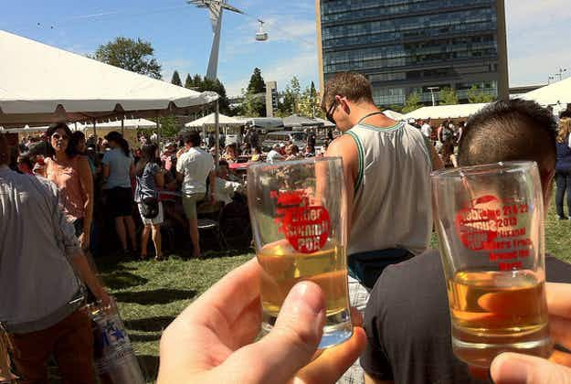 Largest cider event in the US kicks off in Portland