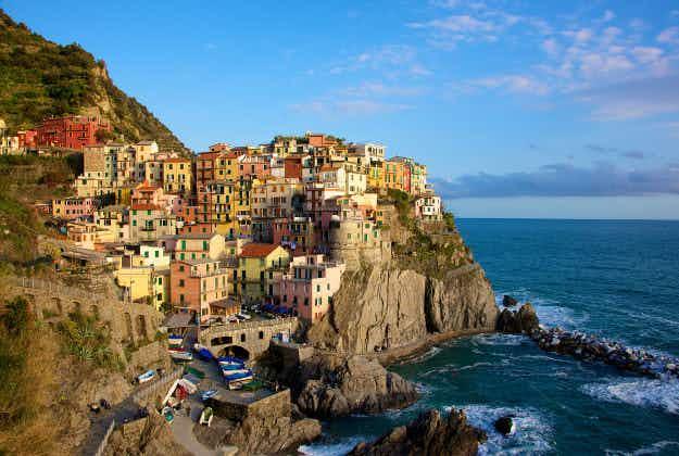 Tourist quota at Cinque Terra to stop overcrowding