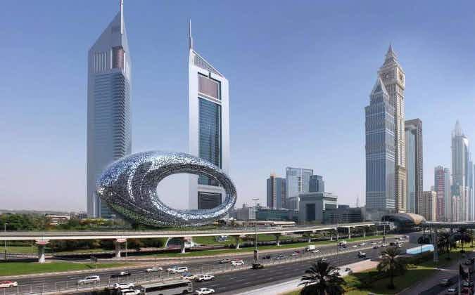 Museum of the Future pop-up opens in Dubai