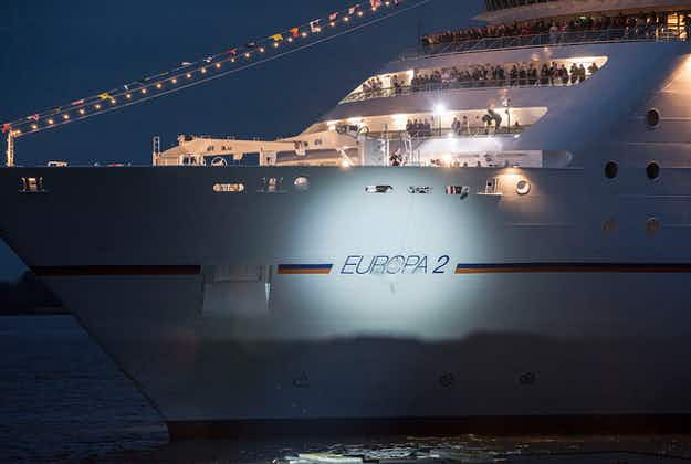 Passengers call the shots on Europa 2 mystery cruise
