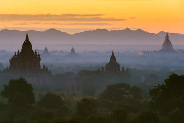 Myanmar to relax restrictions on climbing pagodas in Bagan