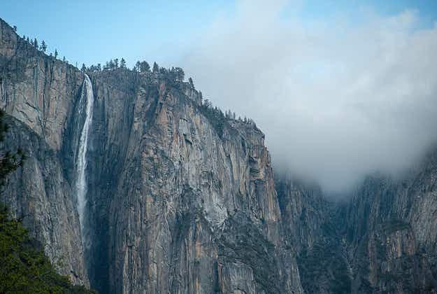 Horsetail Fall phenomenon returns to Yosemite