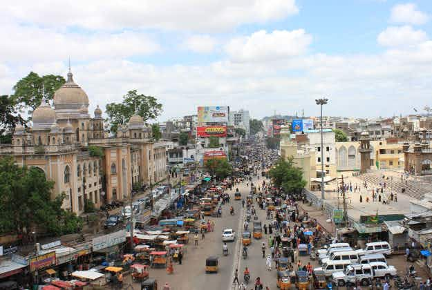 Hyderabad voted India's most liveable city