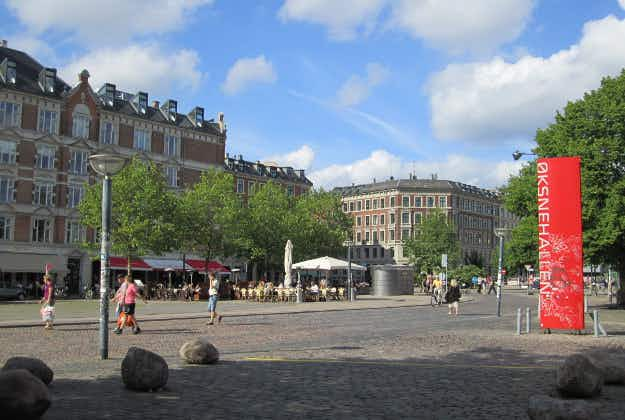 Copenhagen virtual reality store a world first