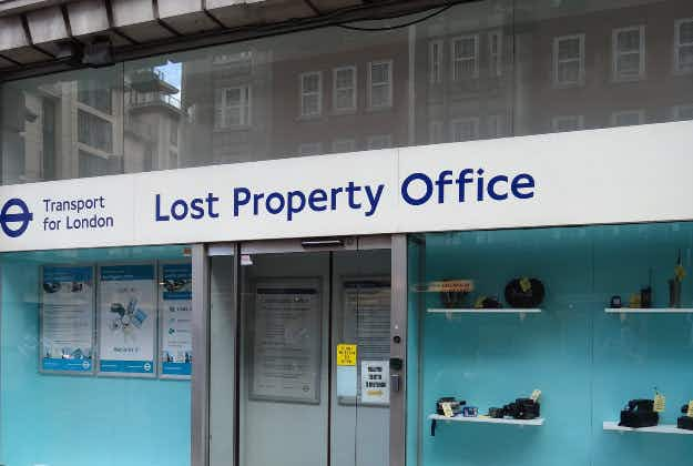 US company plans online lost property service