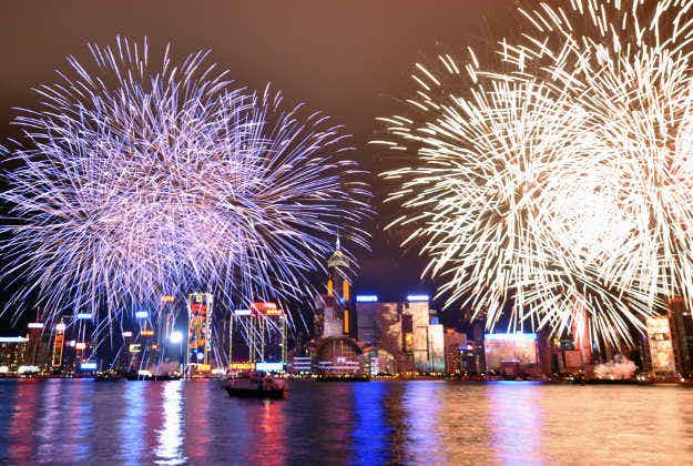 New Year fireworks ban sparks e-firecracker craze in China