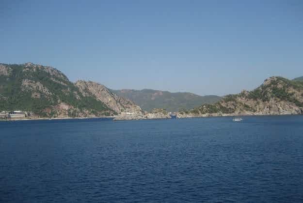 Bronze Age shipwreck discovered off Turkey's coast