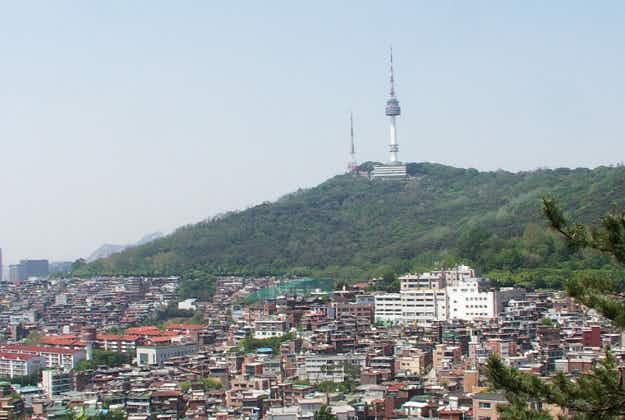 Seoul to get new Namsan mountain gondola