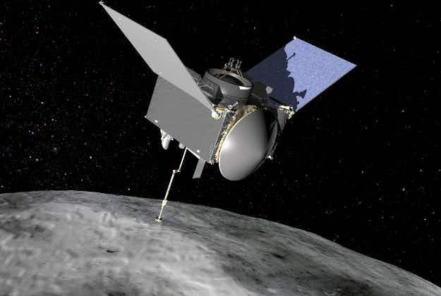 Send your art to an asteroid aboard NASA craft
