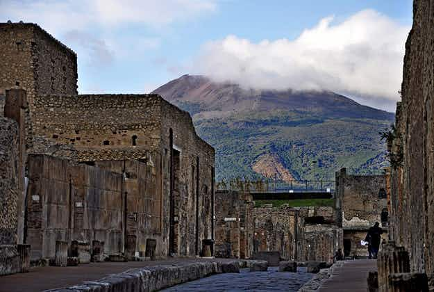 More houses opening to the public at Pompeii