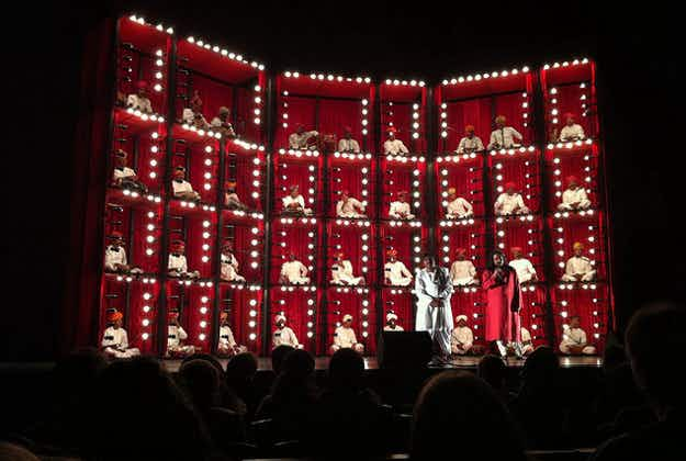 NYC people's opera rises from ashes after bankruptcy