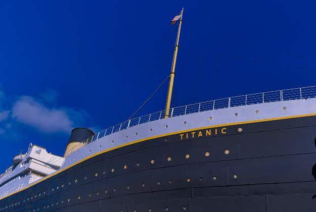 Full steam ahead for Titanic II to set sail