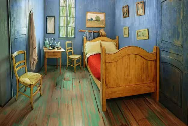Step inside a Van Gogh painting by renting it on Airbnb