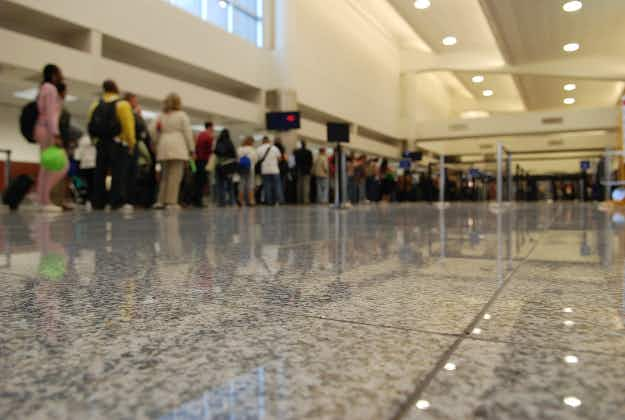 Atlanta airport re brands as most travelled not busiest