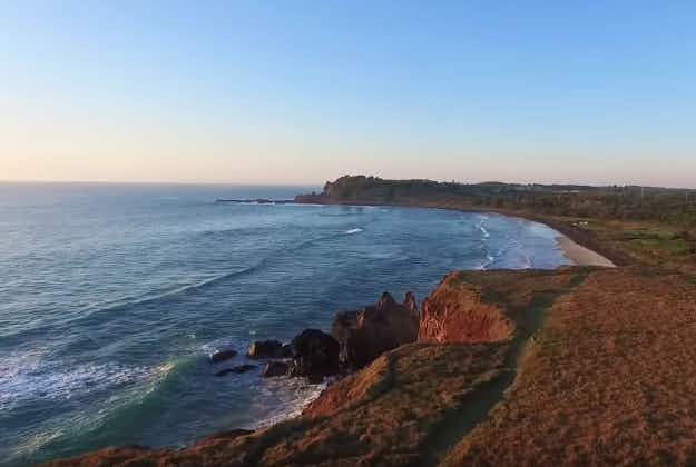 Amazing Australian coastline including whales and dolphins captured by drone