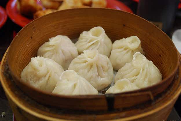 Ancient dumplings discovered in western China