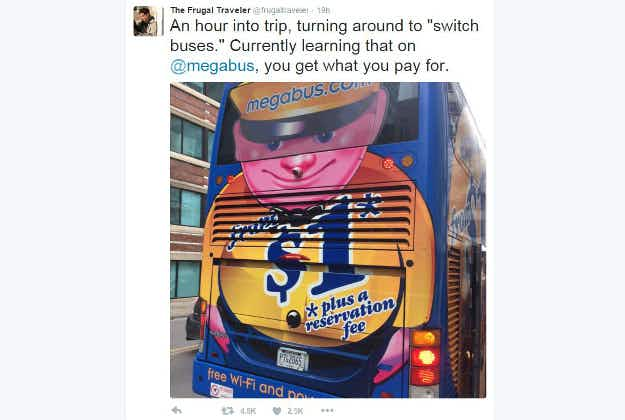 Travel writer live-tweets bus explosion on-the-spot