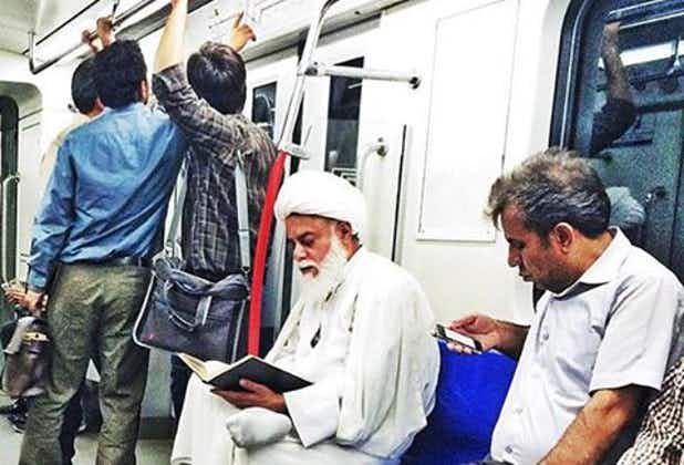 Imams on Instagram: Iranian clerics as never seen before!