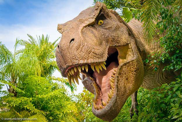 Melbourne exhibition premiere gets visitors up close and personal with the Jurassic world
