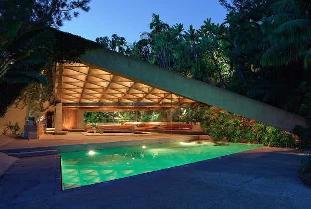 Big Lebowski home donated to LA art museum