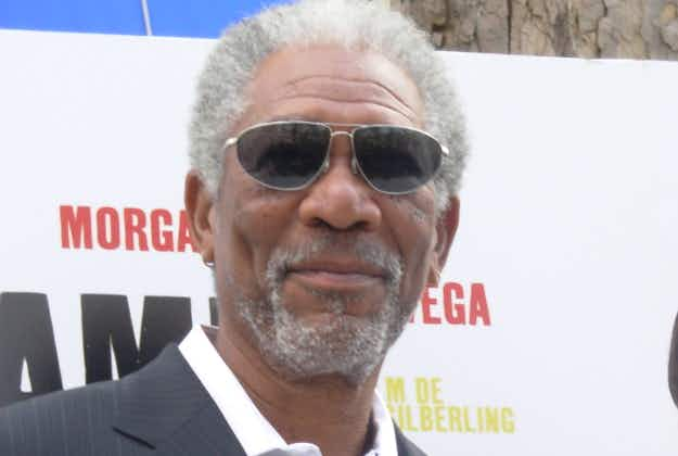 Start the car: Morgan Freeman will now voice a GPS app