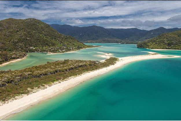 Crowd funds remote beach in NZ National Park