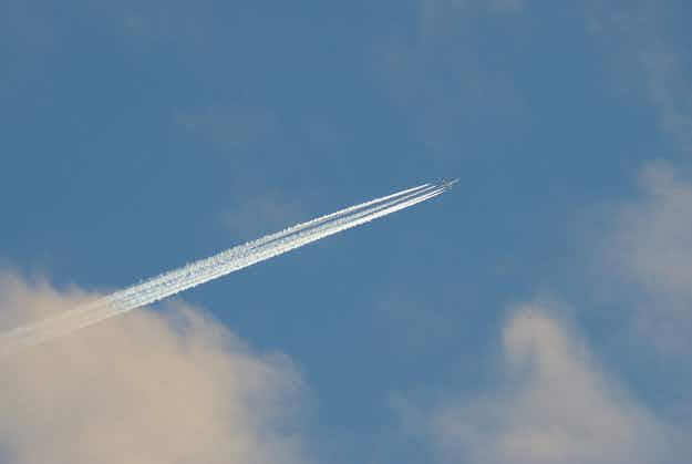 Demand for air travel at five year high globally