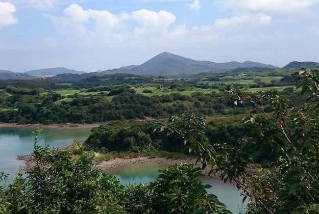 Hong Kong island becomes ecotourism paradise