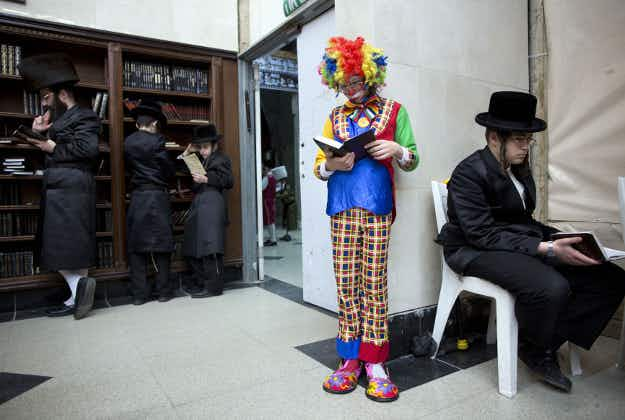 Photos from around the world feature Nowruz, Purim and Holy Week