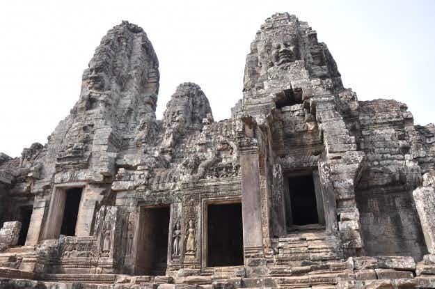 Temples of Angkor to get connected with camouflaged mobile towers