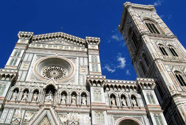 Florence launches graffiti app for Campanile to crack down on vandalism