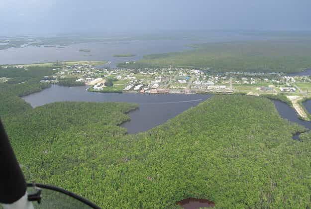 Everglades City celebrates 8th annual Calusa Days festival at Gulf Coast Visitor Center