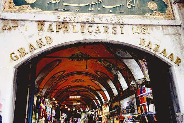 Istanbul's Grand Bazaar to undergo million-dollar makeover